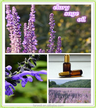 Farwell 100% pure natural clary sage oil/ Herbal extract clary sage oil 8016-63-5