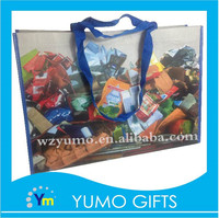 sell like hot cakes packing food non woven shopping bag