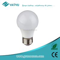 yaoyu aluminum and thermal conductive plastic 3w led bulb