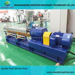 PET granule extruding machine plastic extrusion machine granulating extruder