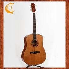 41 inch acoustic guitar handmade all solid guitar