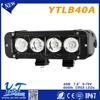 lastest in market motorcycle highway light bars 40W LED Front Auto light bar for trucks