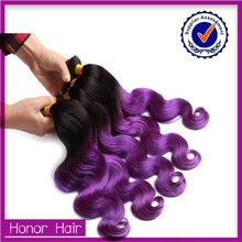 Aliexpress hair Wholesale Alibaba purple human hair weave best selling new fashion products in Italy