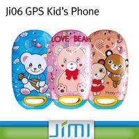 JIMI Kids GPS Not Like Watch Phone Monitoring SOS Feature Mini Portable GPS Tracker Ji06