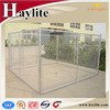 galvanized easily assembled outdoor the dog kennel
