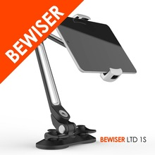 Retractable Security Cell Tablet Holder Display Stand for Mobile Phone and Tablet (BEWISER LDT-1S)