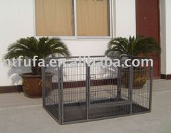 Metal Dog Fence/Dog Kennel/Pet House
