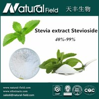 Sweetening substitute stevia extract ra 98%