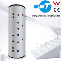 Customized galvanized water well tanks sale with effective technology