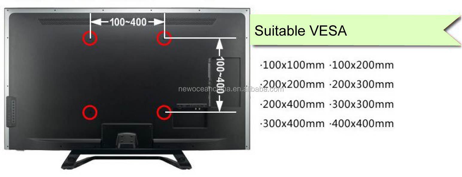 """180도 LCD TV 벽 단위 디자인을 21""""-37"""" tv2103 재활용 가구-기타 금속 ..."""