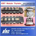 ( scr gto tiristore del raddrizzatore fusibile diodo ipm modulo proteggere modulo circuito igbt modulo Darlington modulo) irkt56/12
