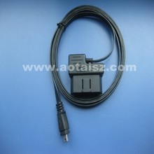 J1962 ribbon OBD2 cable OBD mini usb cable