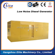 10kw-4000kw diesel cheap used generator famous engine brand for sale