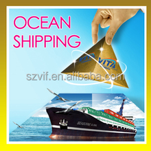 20ft/40ft shipping container freight rate ocean freight from Shanghai to New York---Jason