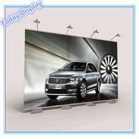 car portable backdrop frame with aluminum material