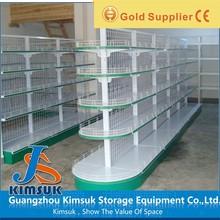 hotsale OEM ODM supermarket racks manufacturer
