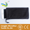 China Manufacturer Wholesale Microfiber Fabric Pouch Waterproof Cell Phone Pouch
