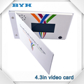 de vídeo digital de negocios de tarjeta de video de promoción de negocios de la tarjeta de vídeo