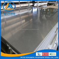 SUS 304 1.4301 Stainless Steel Plate