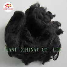 100% polyester recycled grade pet staple fiber