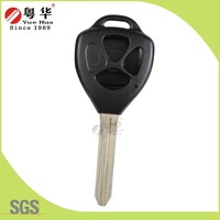 Transponder Remote Car Key Blank for Car Key Lock