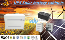 ventilated combined power cabinet C8 ups deep cycle battery cabinet battery case with wheels