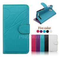 leather flip case for lenovo k900, mobile phone covers for lenovo k900