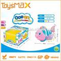 2015 nueva moda eléctrico de dibujos animados de juguete para los niños