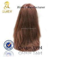 European high quality human hair hot sale jewish wig kosher wigs