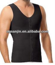 hot sell Men's Vest for fitness Slimming Corset Body Shaper