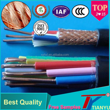 Manufacturer RVVP Shielded Copper Conductor Cheap Price Electrical Wire
