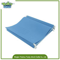 Office Supplies Hanging File Folders With Plastic Inserts