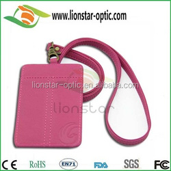 wholesale China manufacture personalized leather airline luggage tags for sale
