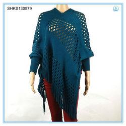 Wear Indian Shawl Ladies Evening Scarf Crumple Shawl