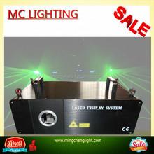 High Power 5W RGB Animation Laser show system stage light,dj equipment