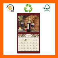Hanging Magnetic Calender Wedding Planner Mini Calendar To Print