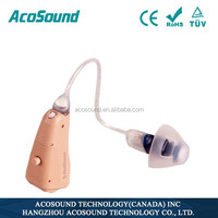Best Sale Well Price OEM Hangzhou AcoSound Acomate 821 RIC Top Quality Hearing Aid Prices