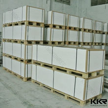 light weight concrete solid surface interior wall panel mass production