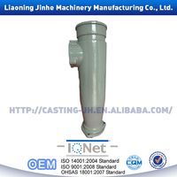 High quality bellmouth pipe fitting