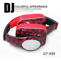 2015 hot selling durable unique headphone computer accessory