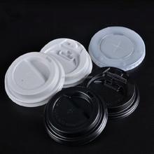 PS paper cup lid matched for 4oz/6.5oz/8oz/12oz/16oz/20oz
