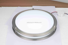Hot sale UL Acrylic cover and iron material kitchen or bedroom Flush Mount Fixtures