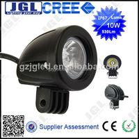 cree t6 10-watt cree led work lights,10w work light led,800lm mini cree led working light