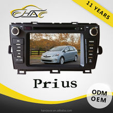 car radio for toyota prius with camera map tv bt