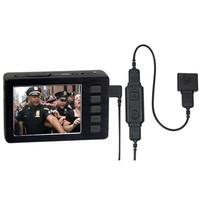 2.7 inch 1080P hd CAMERA wire control remote control portable mini dvr police wearable camera