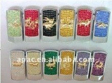 crystal jewelry usb gift free sample provide nice package