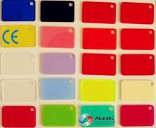Many Color For Your Choice Plastic Sheet