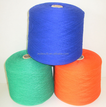 Factory Supply Viscose Polyester Acrylic blended yarn, bleached yarn, knitting yarn