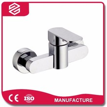 square shower mixer copper hot and cold water mixer shower