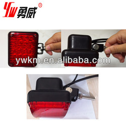 projector led light for police motorcycl,led front warning motorcycle lamp